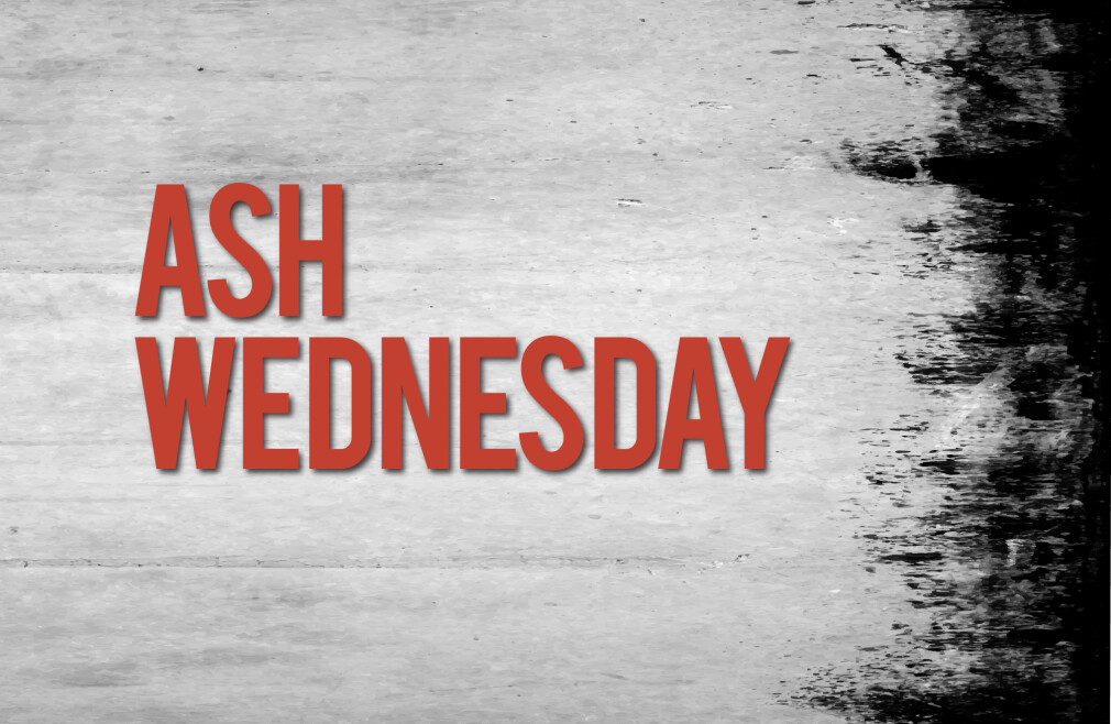 Ash Wednesday Services & Soup Supper