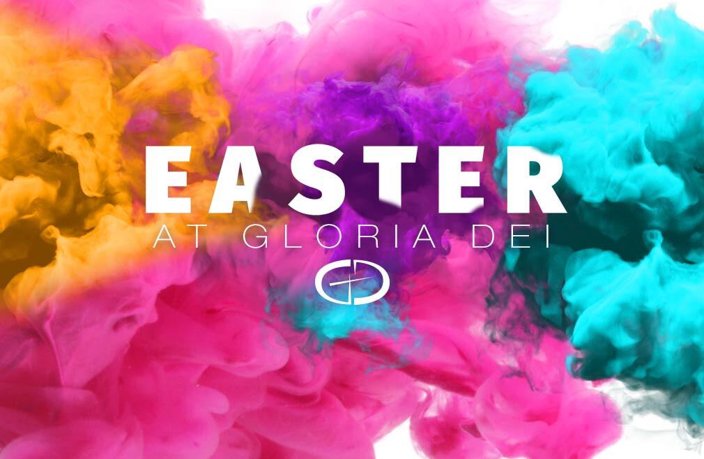 Easter Worship (8, 9:30 & 11)