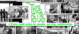 """""""This is Us...SERVING"""""""