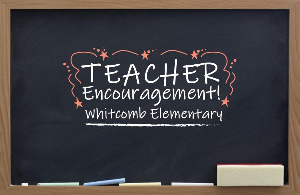 Teacher Encouragement