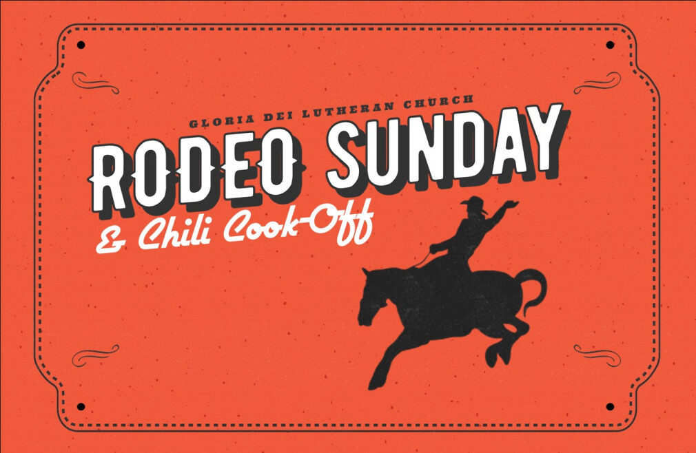 Rodeo Sunday & Chili Cook-Off