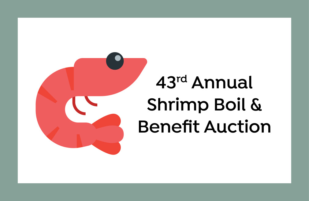 43rd Annual Shrimp Boil and Benefit Auction